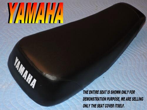 YAMAHA YT125 YT175 1980-85 New seat cover TRI MOTO with logo YT 125 175 458B