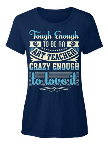 Love Being An Art Teacher Standard Women/'s T-Shirt