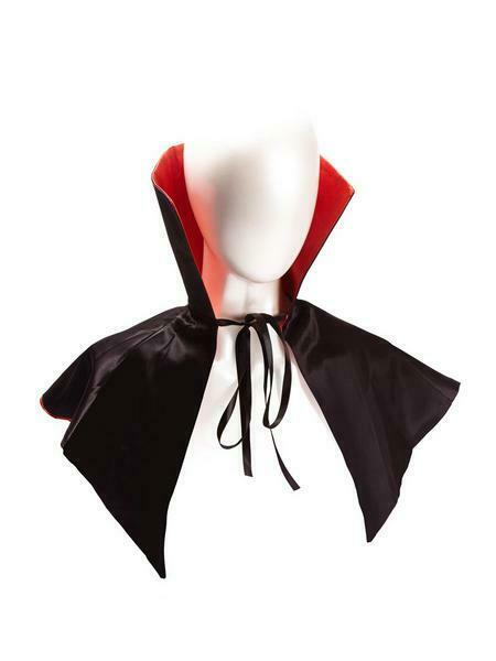 Ann Summers Short Vampire Cape One size New with Tags Fancy Dress Up Costume