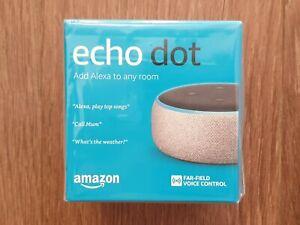 Amazon-Echo-Dot-3rd-Generation-Smart-Speaker-with-Alexa-UK-Plug-Heather-Grey