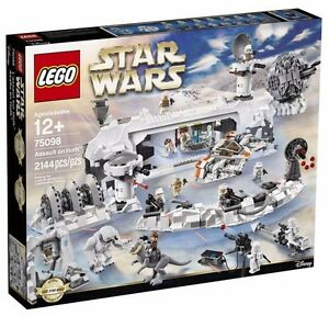 LEGO-Star-Wars-Assault-on-Hoth-Set-75098-Ultimate-Collectors-Series-NEW