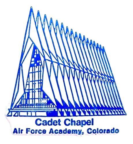 United States Air Force Academy Cadet Chapel Fridge Magnet
