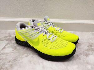 Nike Metcon DSX Flyknit Training Gym Running 852930-701 Sz 11