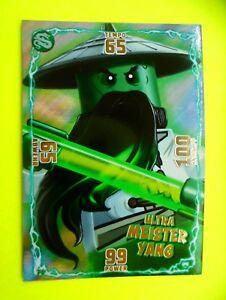 lego ninjago karten yang