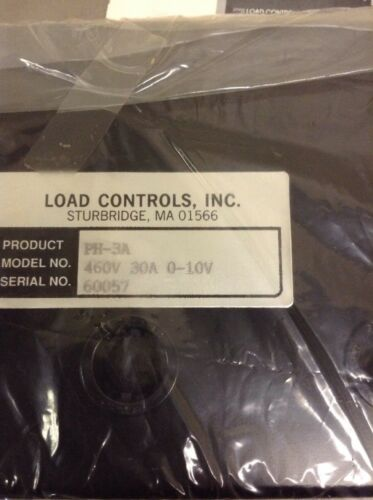 Load Controls Inc PH-3A Power Cell Transducer With External Transformer Incl.