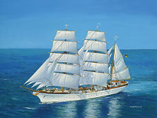 Revell 05417 Gorch Fock Plastic Kit 1/150 Scale - Courier Post