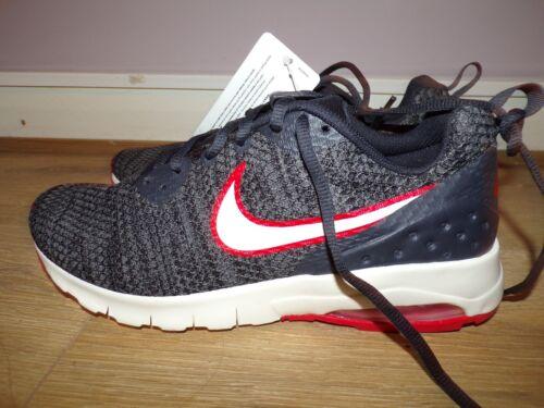 94 deporte 8 Air Mens de Motion Zapatillas Uk Gris negro 99 Max Bnwt £ Rrp Designer Nike pOAxUgx