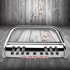 Chrome Bull Bar Bumper Grille Guard Skid Plate For Dodge 02 09 Ram 1500 Truck Fits 2005 Dodge Ram 1500