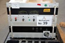 Linear geregelte Netzgerät für Labor- und Systemanwendungen