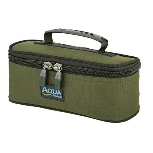 404914 Aqua Products Black Series Large Bits Bag For Carp Terminal Tackle