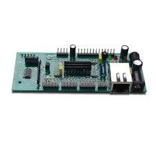 TCP/IP Ethernet Data Acquisition 32 analog/digital I/O controller - Web, Telnet