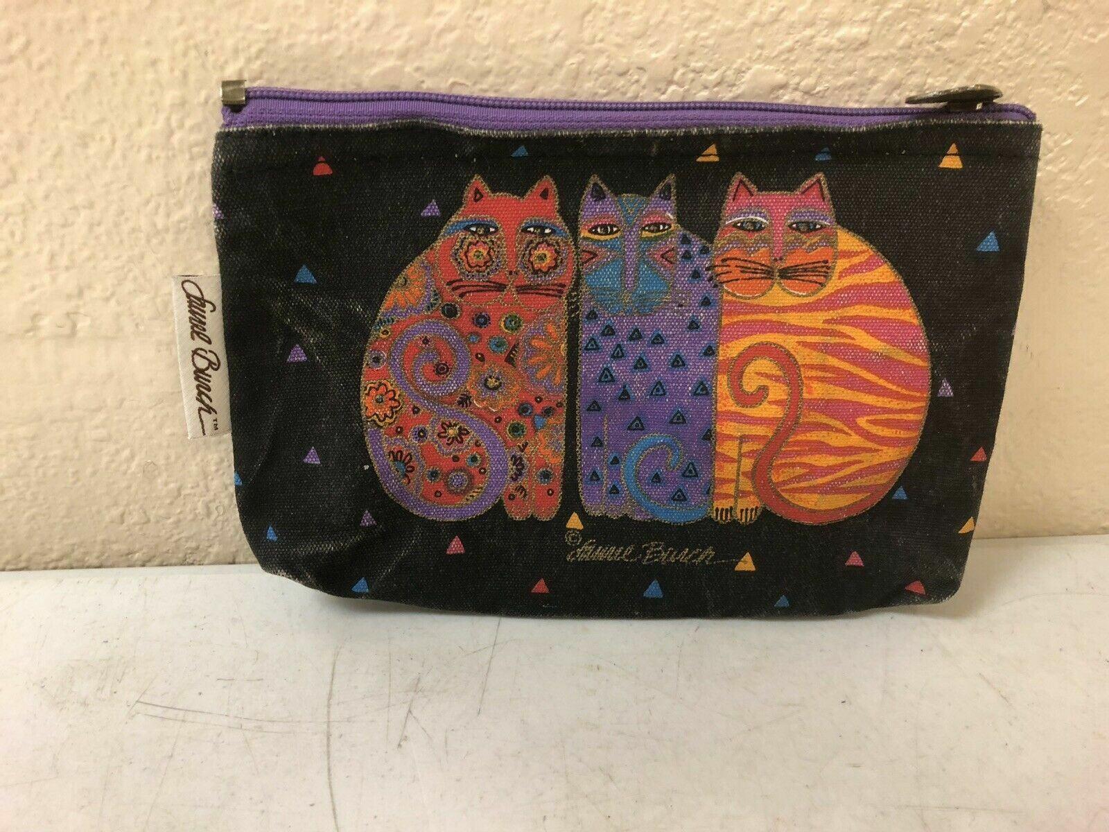 Laurel Burch Wallet Clutch Small Travel Bag Walle… - image 3
