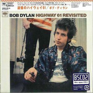 BOB-DYLAN-HIGHWAY-61-REVISITED-JAPAN-MINI-LP-BLU-SPEC-CD2-Ltd-Ed-E51