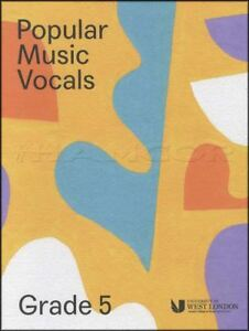 Bien Musique Populaire Chant Grade 5 London College Of Music Lcm Chantant Examen Livre-afficher Le Titre D'origine