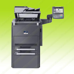 Details about Kyocera TASKalfa 6550ci Color Laser Tabloid Copier Printer  Scanner Duplex 65PPM