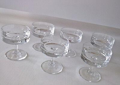 1 Schnaps Glas Likör Glas Wiesenthalhütte Kiruna  60er 70er vintage