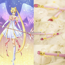 US SHIP Sailor Moon 20th Anniversary Fountain Handmade Pen Limit Anime Gifts
