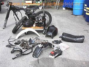 Ersatzteile-1x-Motor-engine-moteur-Yamaha-XT550-5Y3-558ccm-38PS-XT600-43F-2KF
