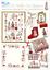 012 Die Heiligen Drei Könige Stickvorlage Kreuzstich  Lindner´s Kreuzstiche Nr
