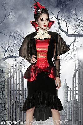- Vampiro Costume Halloween Carnevale Carnevale-mostra Il Titolo Originale