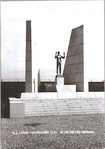 MAUTHAUSEN-MAUTHASEN-CIMITERO-AUSTRIA-FOTO-NAKEL-LINZ-1963
