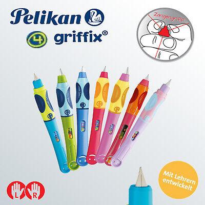 Pelikan Griffix 4 Füllhalter Füller Schreiblernfüller für Rechtshänder