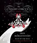 The Night Circus by Erin Morgenstern (CD-Audio)