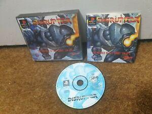 Nine-Playstation-One-ps1-Black-Label-Big-Box-Edition-selten-komplett