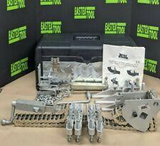 Mathey Dearman D249ss 4 16 Double Jackscrew Chain Clamp