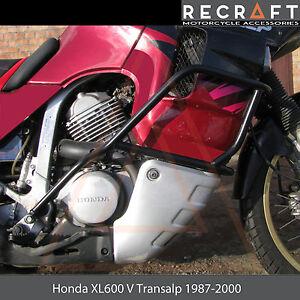 Honda Xl400 600 V Transalp 1987 1999 Crash Bars Engine Guard Frame