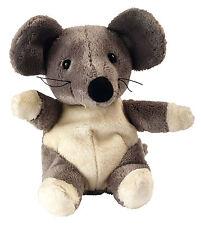 Stofftier Plüschtier Kuscheltier Maus BSCI zertifiziert
