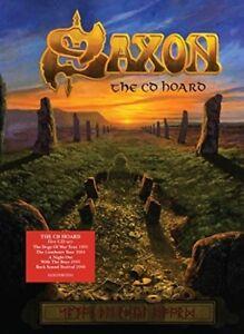 Saxon-Cd-Hoard-New-CD-Boxed-Set-UK-Import