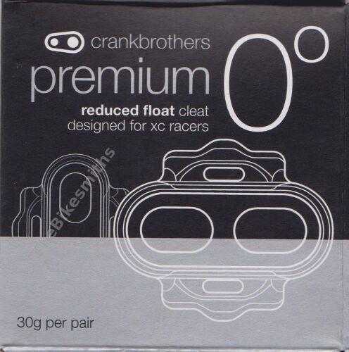 Crank Brothers réduit Float 0-degré Pédale Crampons Fit Eggbeater Mallet Candy
