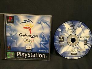 SYDNEY 2000 - PS1 PS2 PS3 PLAYSTATION VER ITA - OOO RARISSIMO - Italia - SYDNEY 2000 - PS1 PS2 PS3 PLAYSTATION VER ITA - OOO RARISSIMO - Italia