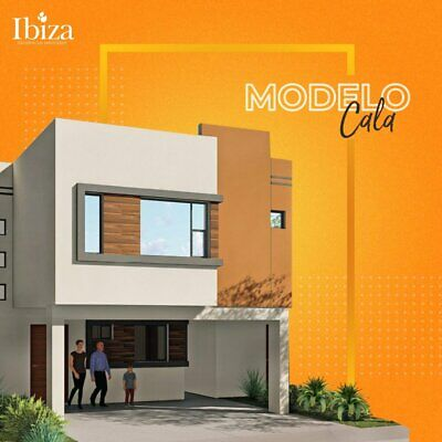 Casa en Venta IBIZA en Mexicali, B.C. 3 Recámaras.