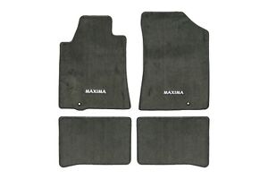 2009 2014 Nissan Maxima Carpeted Floor Mats Front Rear Set Oe
