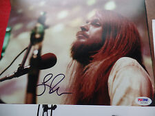 Leon Russel auto PSA/DNA sticker only Signed Autograph 8x10 great price