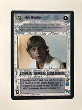 Star Wars CCG WB Premiere Unlimited Obi-Wan/'s Cape NrMint-MINT SWCCG