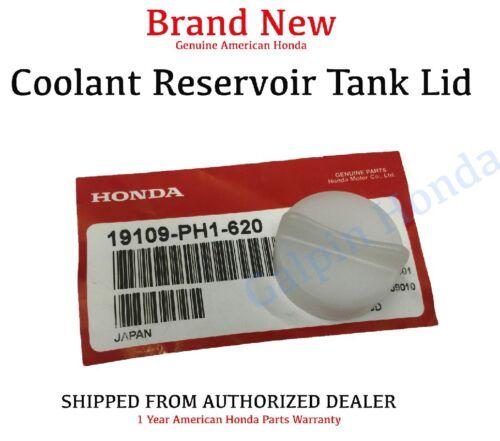Acura Coolant Reservoir Reserve Tank Cap Lid 19109-PH1-620 Genuine OEM Honda