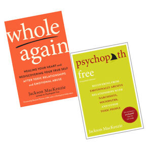 Jackson-MacKenzie-Collection-2-Books-Set-Whole-Again-Psychopath-Free