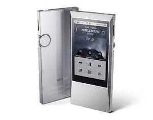 Astell-amp-Kern-AK-JR-Junior-Hi-Res-Audio-Portable-MQS-64GB-Player-SILVER-NEW