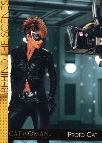 Catwoman  The Movie     Individual Trading Cards