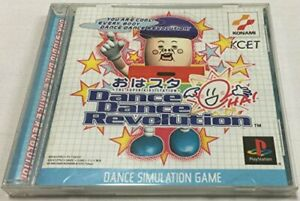 USED-PS1-PS-PlayStation-1-Oha-Suta-Dance-Dance-Revolution-00003-JAPAN-IMPORT