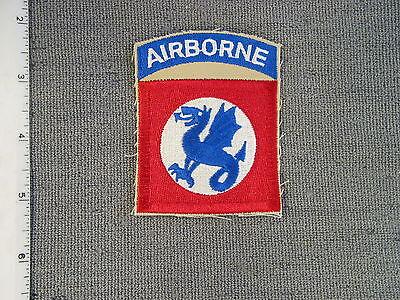 Militaria Friendly 508th Airborne Régimentaire Combat Équipe Par Ns Meyer's & Utilisé En Barry Ideal Gift For All Occasions