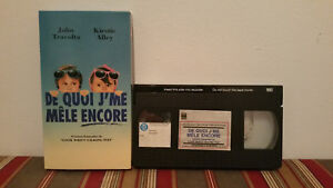 Look-Whos-Talking-Too-VHS-1991-VHS-tape-amp-sleeve-FRENCH-RENTAL