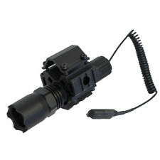 Tactical Shotgun Upgrade Kit w/ Mount + 500 Lumen Flashlight Fits Mossberg 500