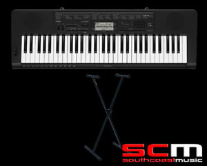 Casio-Ctk3500-Electronic-Keyboard-Adaptor-amp-Stand-5yr-Warranty-Replaces-Ctk3200