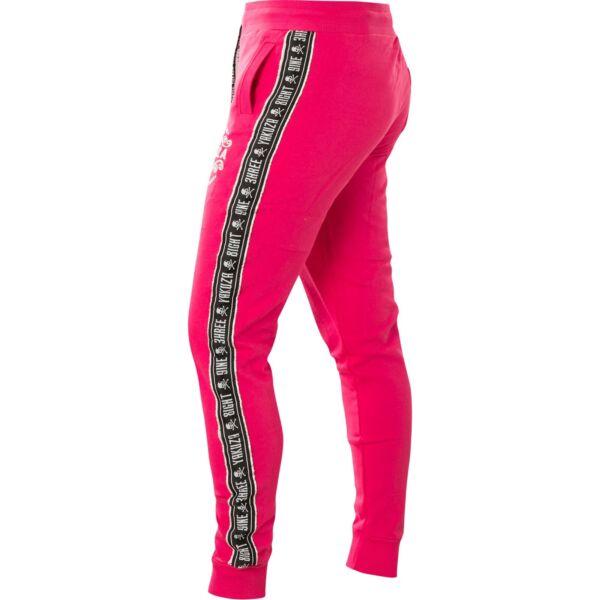 YAKUZA Damen Jogginghose Track Tape Joggers GJOB-14125 Cabaret Pink