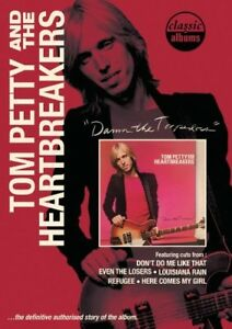 Tom-Petty-Classic-Albums-Damn-the-Torpedoes-New-DVD-Dolby