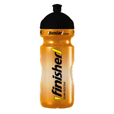 Isostar Finisher Drinks Bottle 500 ml Gold color